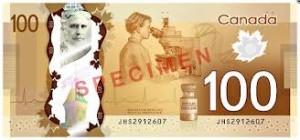 100 canada