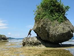 rock pushing