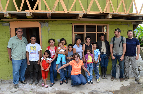 Chau family by Rich
