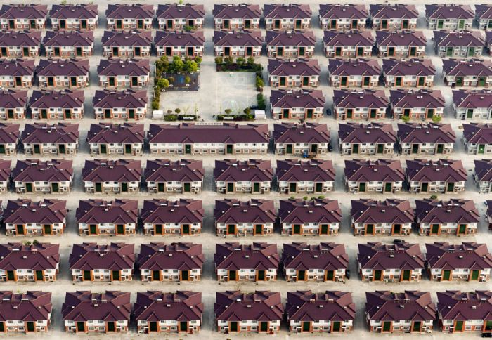 China houses
