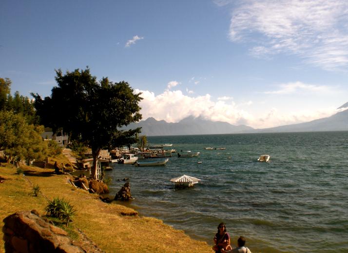 Gua lake