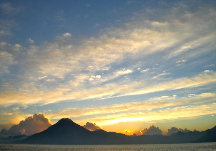 Gua sunset