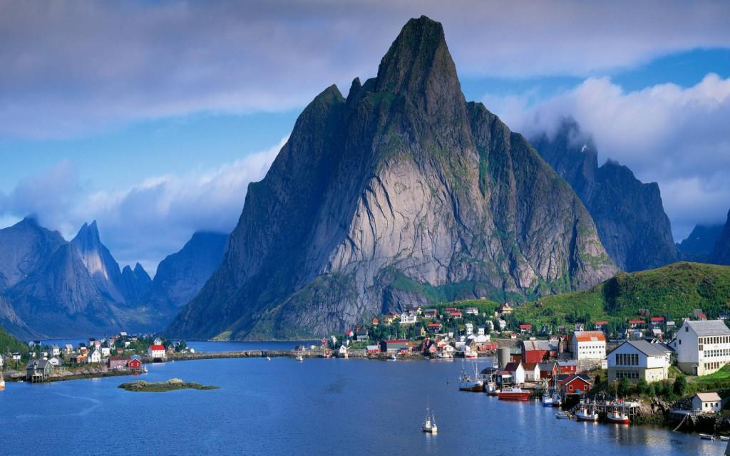 Reine-Norway