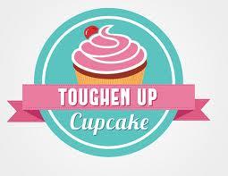 tougher up cupcake