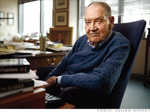 Jack Bogle and the Presidential Medal of Freedom
