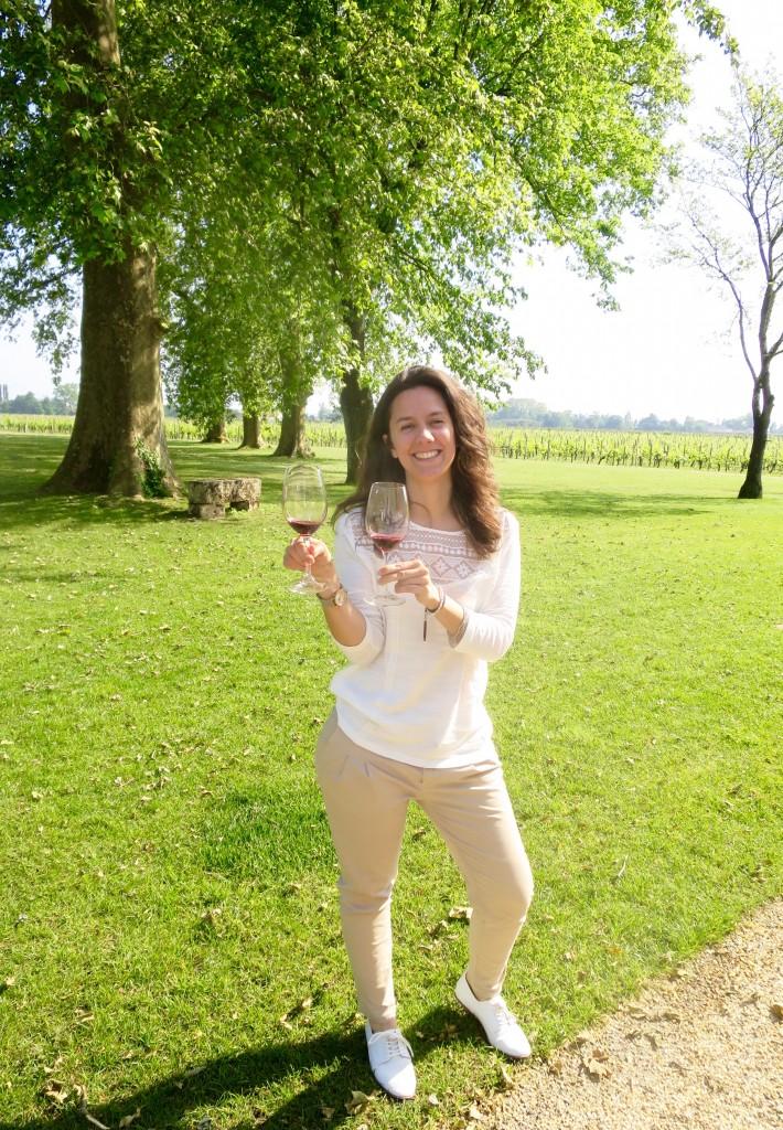 Wine & woman