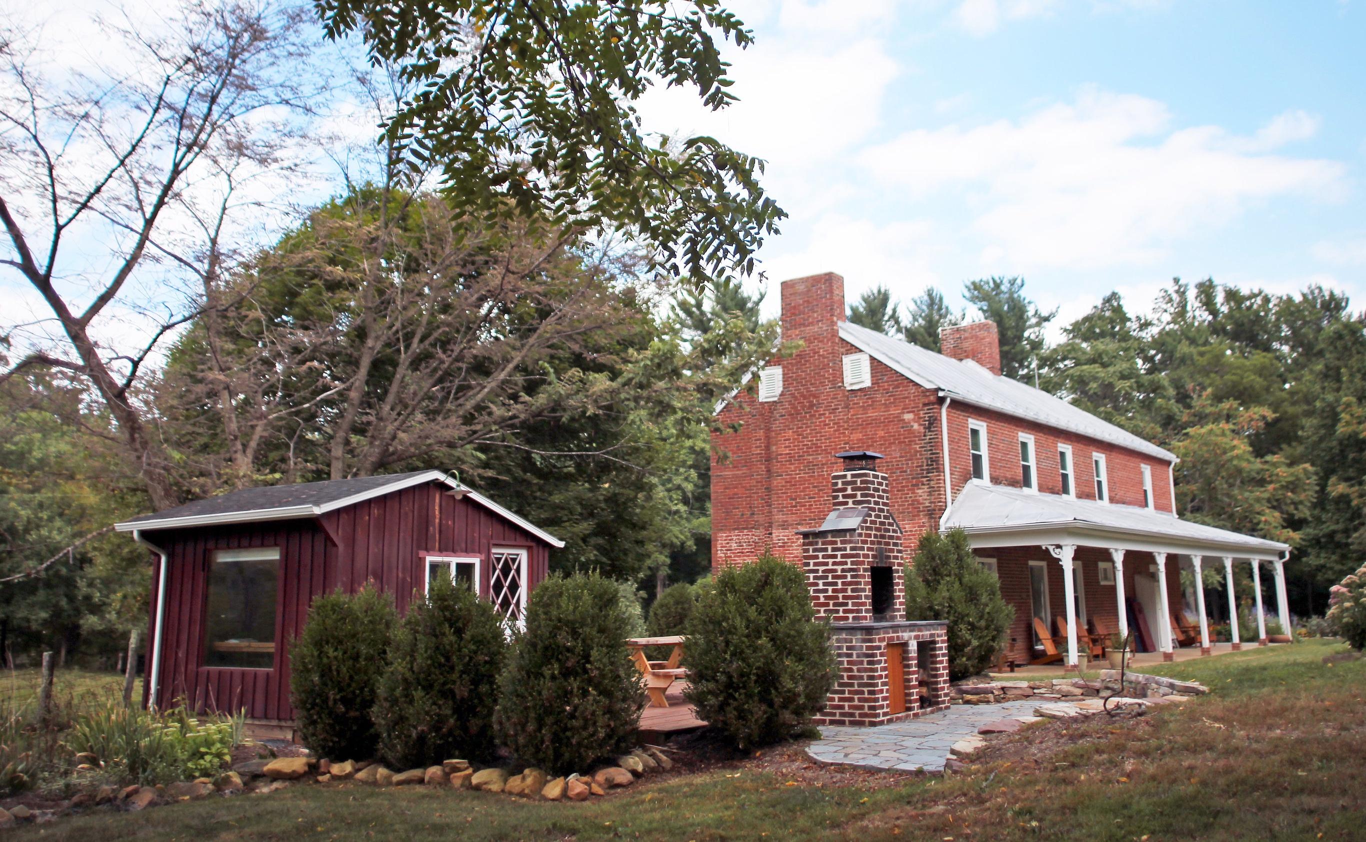 1airbnb farmhouse rental