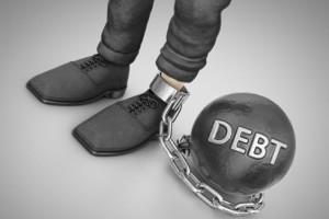 Debt-ball-chain