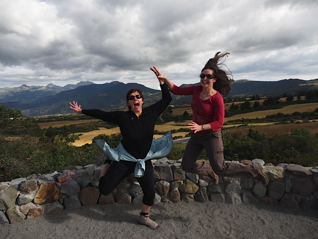 Chautauqua 2014, jumping