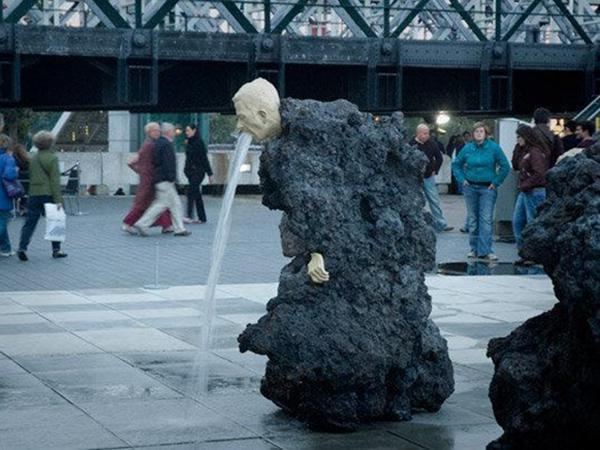 sculputre odd