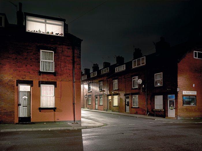 Brit street - empty