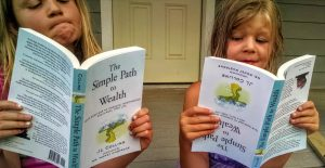 Reviews of The Simple Path to Wealth; gone for summer
